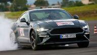 Ford Mustang Bullitt: Test