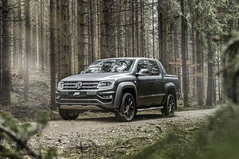 VW Amarok Tuning: Abt Sportsline Leistungsplus