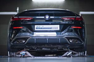 Dieser BMW M850i ist stärker als ein M8