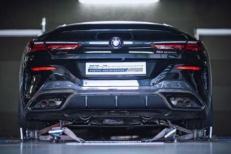BMW M850i Tuning: BR-Performance