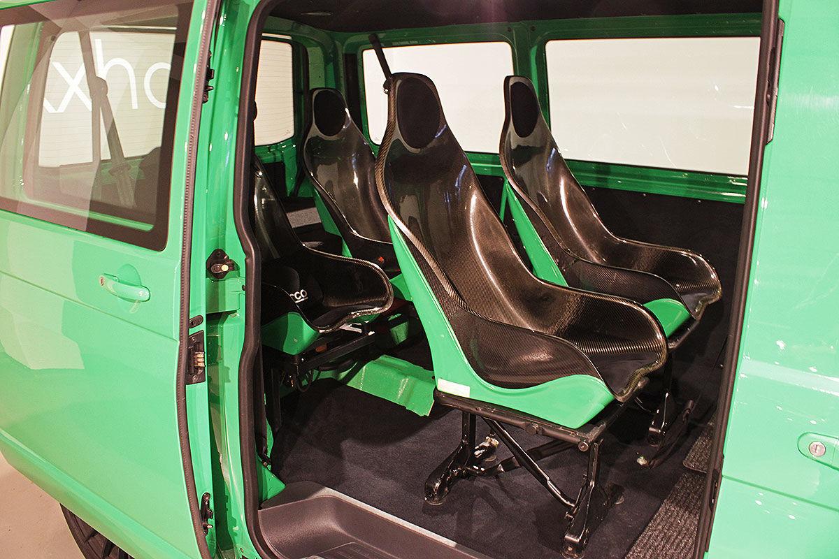 VW-Bus mit 647 PS und Porsche-Motor