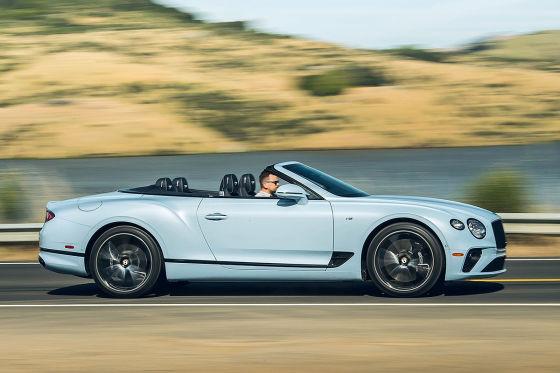 Bentley Continental GT V8 Cabrio