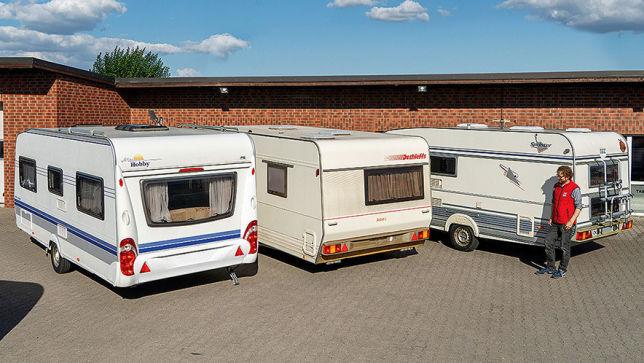 Gebrauchte Camper im Test