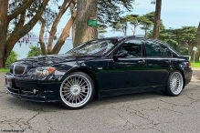 BMW Alpina B7: Power-7er bei Ebay angeboten
