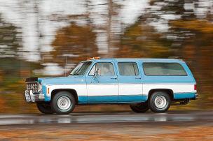 Klassiker des Tages: Chevrolet Suburban