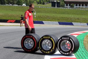 Formel 1 verkommt zur Reifenoper
