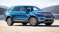 Ford Explorer: Test - SUV - Hybrid