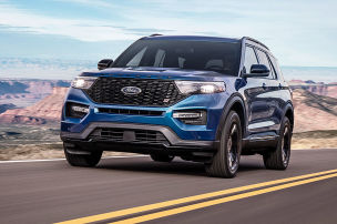 Ford Explorer: Test - SUV - Hybrid