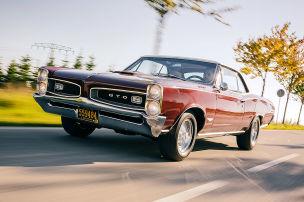 Klassiker des Tages: Pontiac GTO