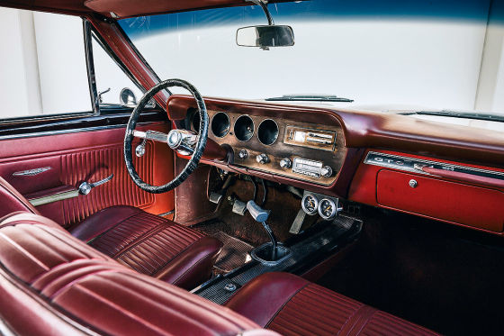 Pontiac GTO: Klassiker des Tages