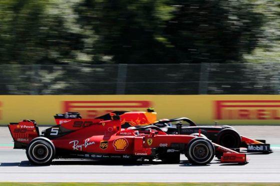 Leclerc & Verstappen