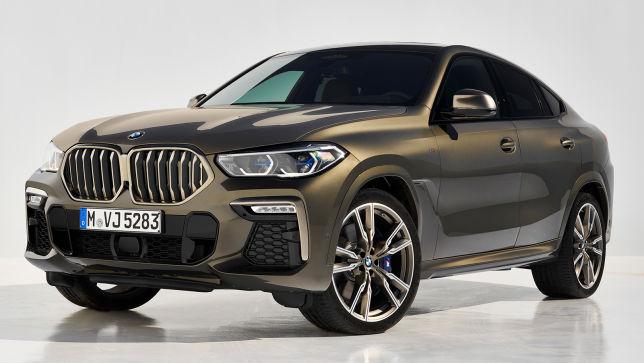 Bmw X6 G06 2019 Preis Verkaufsstart Vorstellung Heck Autobild De