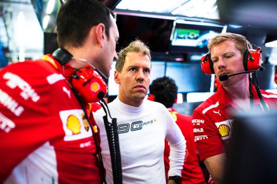 Ferrari wird Pechsträhne nicht los