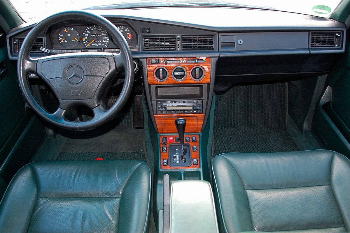 Einzigartiger Mercedes 190 E 3.2 AMG (W 201)