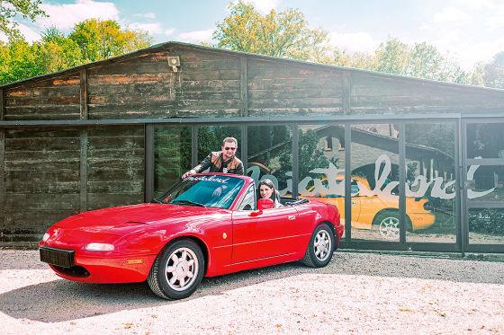 Mazda Garage MX-5 NA