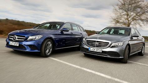 Kaufberatung zum Mercedes C-Klasse Facelift