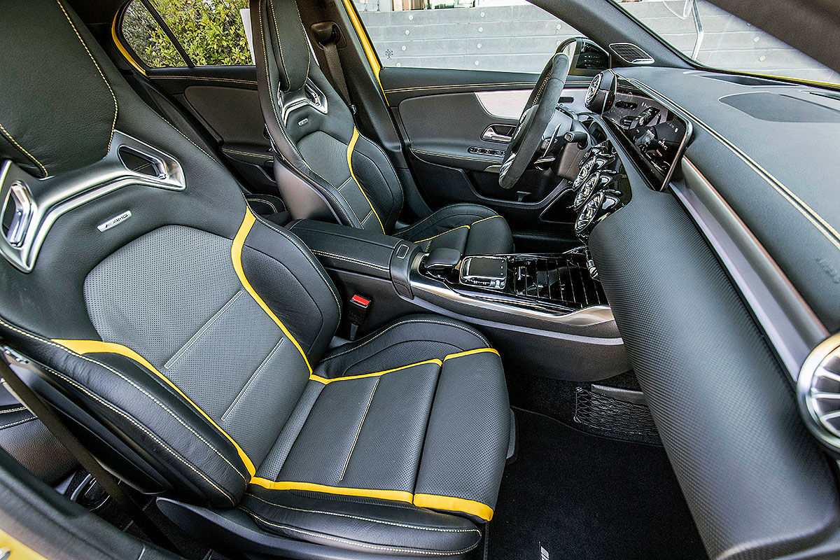 Mercedes-AMG A 45 S (2019)