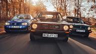 VW Golf GTI, G60, Rallye, Limited, A59, R32
