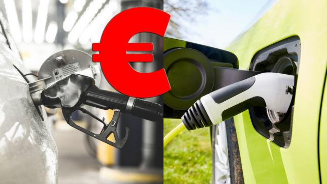 Kostenvergleich E-Auto & Verbrenner