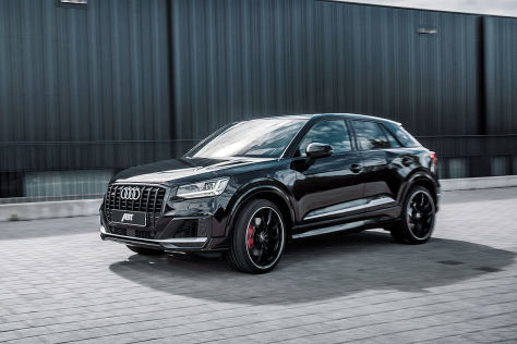 Audi SQ2 Tuning: Abt Sportsline Leistungs-Upgrade