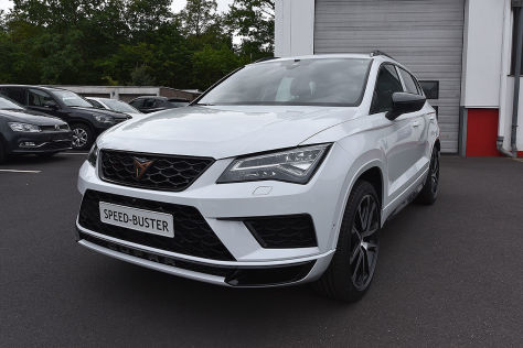 Cupra Ateca Tuning: Speed Buster