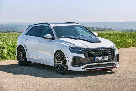Audi Q8 Tuning: Lumma CLR 8S