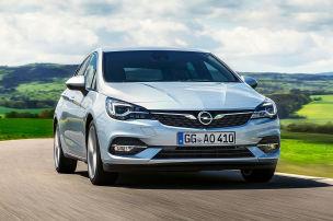 Facelift für den Opel Astra