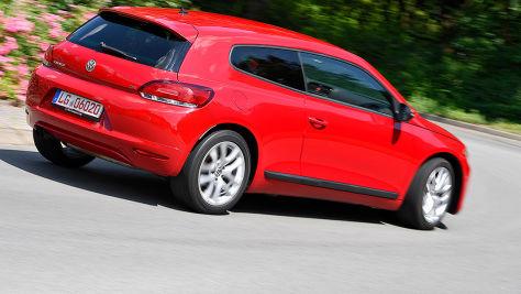 VW Scirocco: Gebrauchtwagen-Test