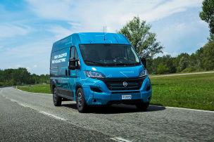 Fiat Ducato Electric (2020): Infos