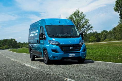 Fiat Ducato Electric (2020): Marktstart, Infos, Reichweite, Volumen