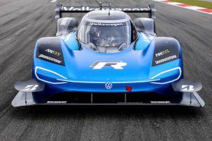Elektro-VW peilt F1-Rekord an