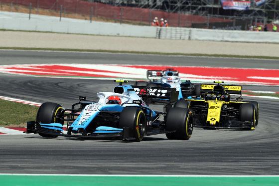 Wechselt Williams zu Renault?