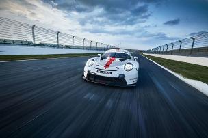 WEC: Neuer Porsche 911 RSR