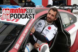 DTM: Podcast mit Timo Glock