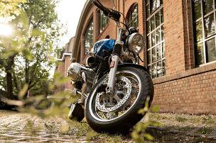 Traum-Motorrad zum Doppeljubil�um