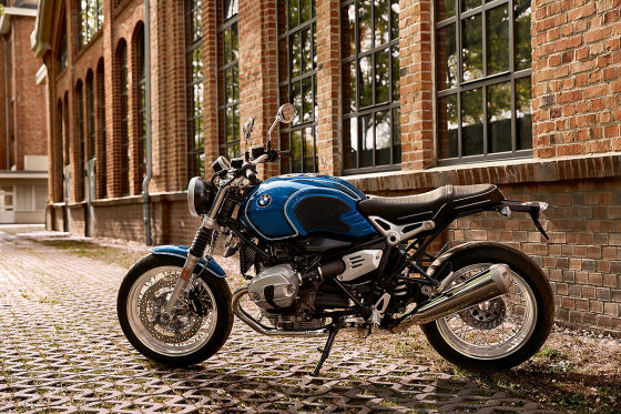 BMW R nineT /5: Exklusives Sonder-Bike