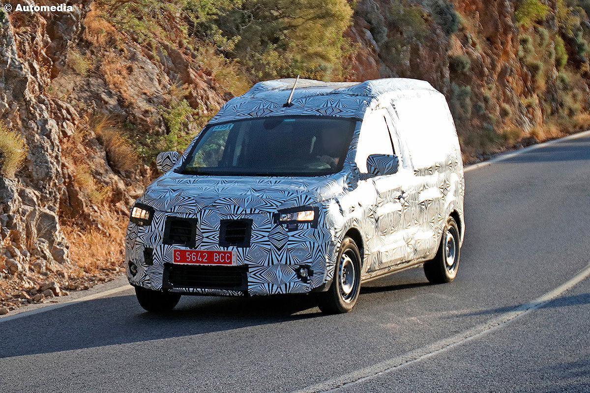 Dacia Dokker (2020)