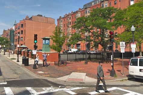 Stellplatz in Boston für Millionen-Preis verkauft