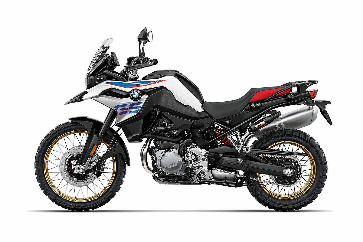 BMW Motorrad: Modellpflege 2020