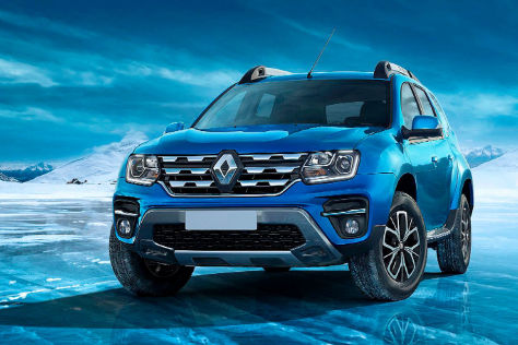 Dacia Duster Facelift 2020 Marktstart Design