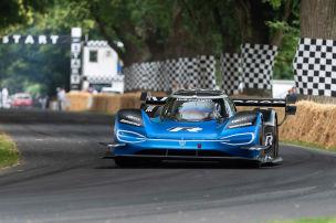 VW ID. R unterbietet Formel-1-Rekord!