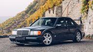 Mercedes 190 E 2.5-16V Evo II (W201): Verkauf