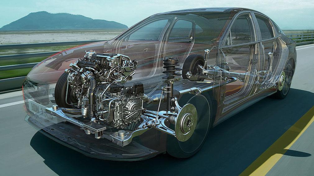 Hyundai CVVD Motor (2019): Weltpremiere, Technik, Sonata