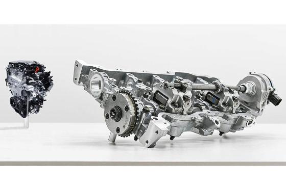 Hyundai variiert die Ventilöffnungsdauer