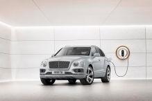 Bentley Bentayga Plug-in-Hybrid: Motor, Preis, Fahrbericht