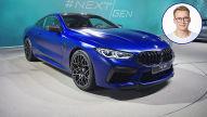 BMW M8 Competition: Kommentar