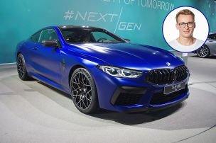 Der BMW M8 ist kein Supersportwagen