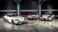 Sportwagen: Toyota-Neuwagen