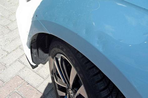 VW Golf: Mysteriöse Schäden –Polizei hat Verdacht