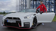Nissan GT-R Nismo Facelift (2019